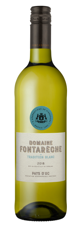 Château Fontareche Tradition blanc